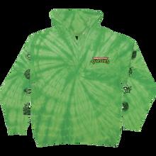 Santa Cruz - Tmnt Mutagen Hd/swt S-spider Lime - Skateboard Sweatshirt
