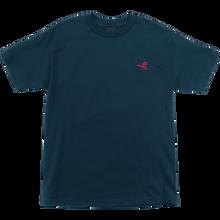 Santa Cruz - Pusher Ss S-harbor Blue - T-Shirt