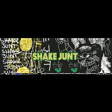 Shake Junt - Zach Decal Single
