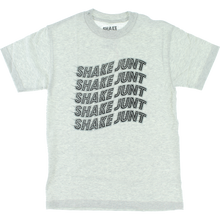 Shake Junt - Wavy Ss S-ash Heather Grey - T-Shirt