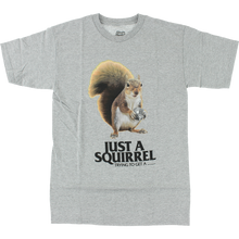 Skate Mental - Mental Squirrel Ss Xl-heather Grey - T-Shirt
