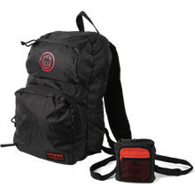 Spitfire - Bighead Circle Packable Backpack Blk/red - Backpack