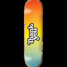 Thank You - You Logo Deck-8.5 Tie Dye - Skateboard Deck
