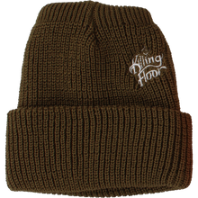 The Killing Floor - Logo Watchcap Beanie Camel