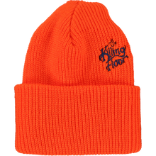 The Killing Floor - Logo Watchcap Beanie Flame