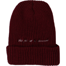 The Killing Floor - Other Worlds Beanie Purple