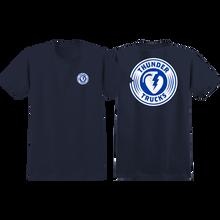 Thunder Trucks - Charged Grenade Ss S-navy/blue - T-Shirt