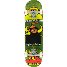 Toy Machine - Chopped Up Complete-8.0 - Complete Skateboard