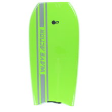 "Wave Action - Action Slick Bottom Bodyboard 37"" Green"