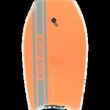 "Wave Action - Action Slick Bottom Bodyboard 33"" Orange"