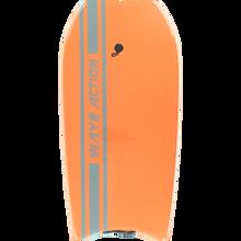 "Wave Action - Action Slick Bottom Bodyboard 41"" Orange"