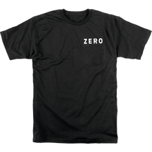 Zero - Army Pocket Hit Ss S-black - T-Shirt