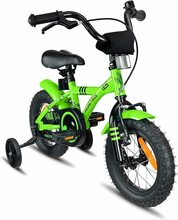 "Prometheus Kids BMX Bike - 12"" Green"