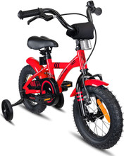 "Prometheus Kids BMX Bike - 12"" Red"
