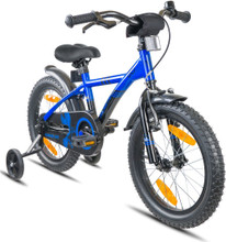 "Prometheus Kids BMX Bike - 16"" Blue"