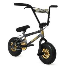Fatboy BMX Pro Series Bike - Mini BMX - Gun Powder
