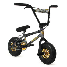 Fatboy BMX Pro Series Bike - Mini BMX - Gun Powder