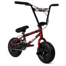 Fatboy BMX Stunt Series Bike - Mini BMX - Fire Power