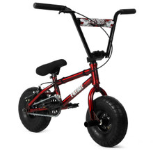 Fatboy BMX Stunt Series Bike - Mini BMX - Fire Power