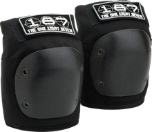 187 - Fly Knee Pads L - Black - Skateboard Pads