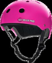 187 - Pro Helmet M - Pink - Skateboard Helmet