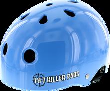 187 - Pro Helmet M - Light Blue - Skateboard Helmet