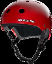187 - Pro Helmet S - Red - Skateboard Helmet