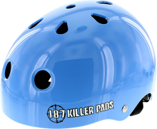 187 - Pro Helmet S - Light Blue - Skateboard Helmet
