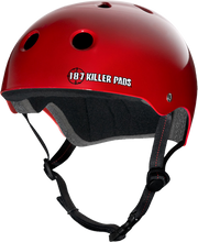 187 - Pro Helmet Xl - Red - Skateboard Helmet