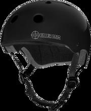 187 - Pro Helmet L - Matte Black - Skateboard Helmet
