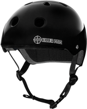 187 - Pro Helmet L - Gloss Black - Skateboard Helmet