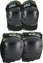 187 - Combo Pack Knee / Elbow Pad Set L / Xl - Camo - Skateboard Pads