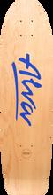 Alva - 1977 Deck - 7.75x29.5 Nat / Twilight Blue Reissue - Skateboard Deck