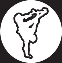 American Skateboard Stickers - Skateboard Sad Plant Wht Sticker Single - Skateboard Decal
