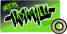 Atm - Fast As Hell Abec - 5 Bearing Ppp - Skateboard Bearings