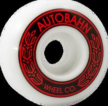 Autobahn - Ab - S 53mm Wht Ppp - (Set of Four) Skateboard Wheels