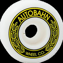 Autobahn - Ab - S 54mm Wht Ppp - (Set of Four) Skateboard Wheels