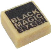 Black Magic - Magic Eraser Griptape Cleaner