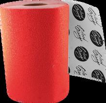Blood Red Orange - Org X - Coarse Grip Roll - Red 11x60 - Skateboard Grip Tape