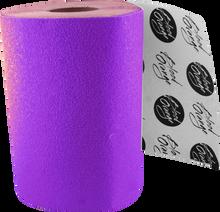Blood Red Orange - Org X - Coarse Grip Roll - Purple 11x60 - Skateboard Grip Tape