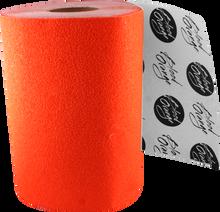 Blood Red Orange - Org X - Coarse Grip Roll - Neon Orange 11x60 - Skateboard Grip Tape