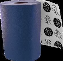 Blood Red Orange - Org X - Coarse Grip Roll - Navy 11x60 - Skateboard Grip Tape