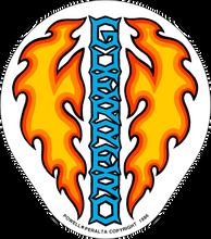 Bones Brigade - Brigade Guerrero Decal Single - Skateboard Decal