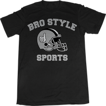 Bro Style - Style Sports Ss S - Black - Skateboard Tshirt