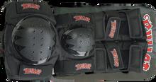 Bullet - Jr Combo Knee / Elbow / Wrist Blk Ppp - Skateboard Pads
