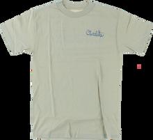 Chocolate - Og Script Ss S - Sand - Skateboard Tshirt
