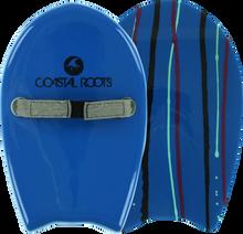 Coastal Roots - Roots Originator Handplane Blue Fiberglass