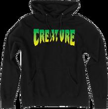 Creature - Logo Hd / Swt S - Black - Skateboard Sweatshirt