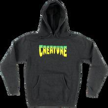 Creature - Logo Hd / Swt M - Charcoal Heather - Skateboard Sweatshirt