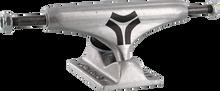 Destructo - Mid D1 5.25 Raw - (Pair) Skateboard Trucks